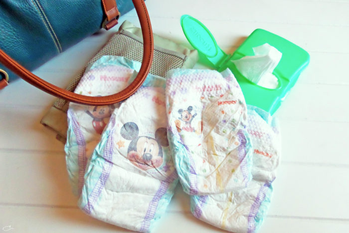 A mom's advice: being prepared with Huggies Plus and Costco