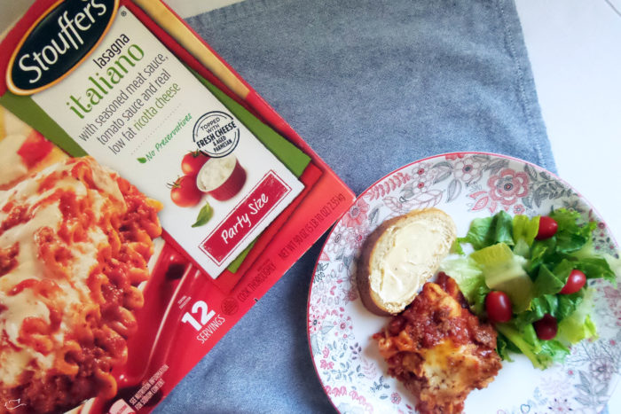Back to school meal planning with Safeway and Nestle
