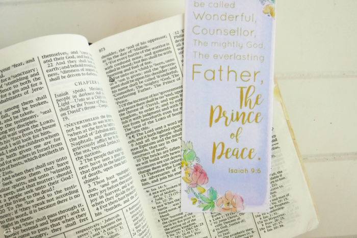 Scripture study, Prince of Peace, Easter, father