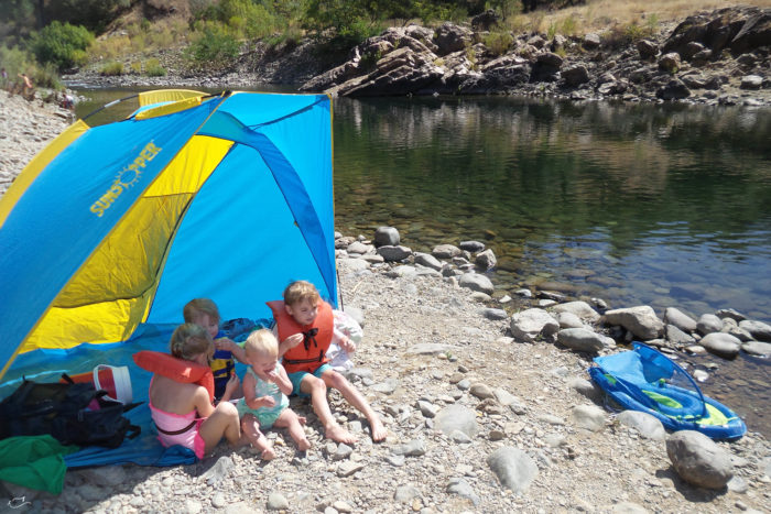 a California mom's guide to the American River
