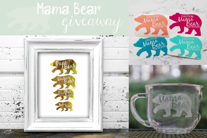 Mama Bear Giveaway Collage
