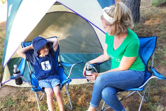 Share a Coke camping light tutorial