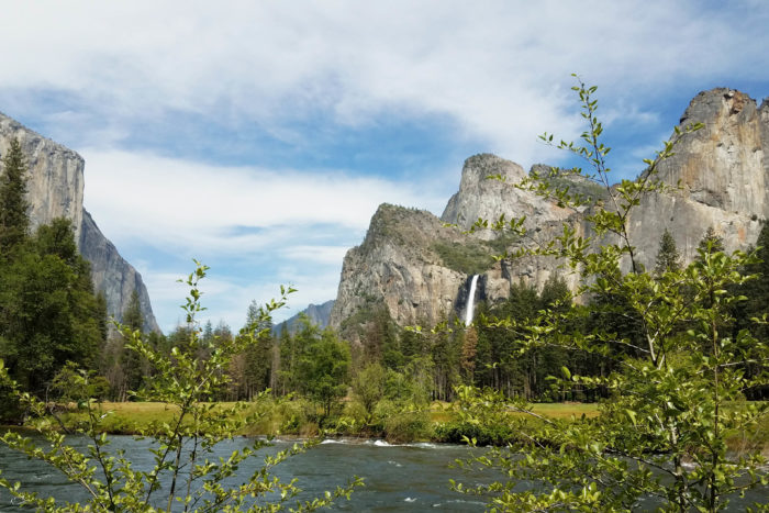 a California mom's guide to Yosemite Valley