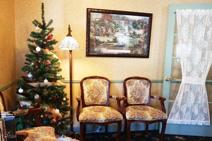 Decking your office for the holidays